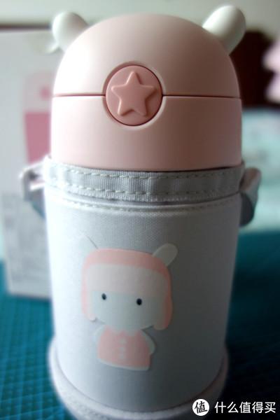 米兔儿童保温杯开箱