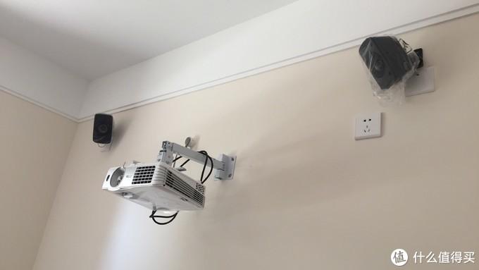 失误二:只挪了HDMI线管,没挪插座