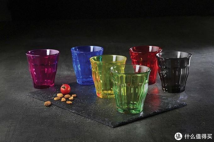 法国餐具品牌Duralex多莱斯推出多款彩色玻璃器皿,可用于微波炉和冰柜