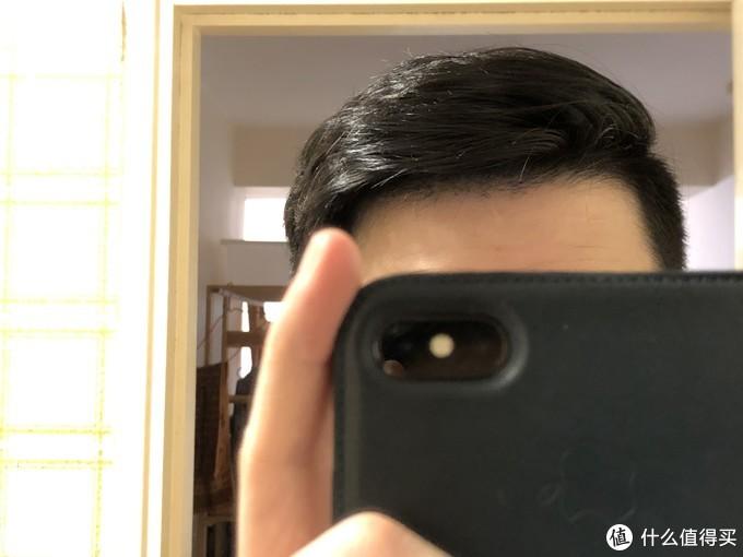 ▲ 虽然是主打丰盈发量的产品,去屑控油的也还不错,2日后头发出油仍不明显,蓬松度依然很好,头皮也没有出现发痒的情况。