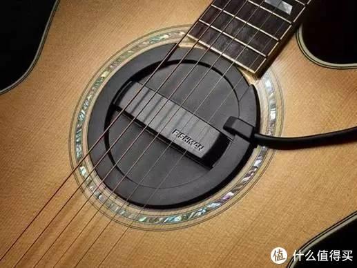 原声吉他的音孔拾音器