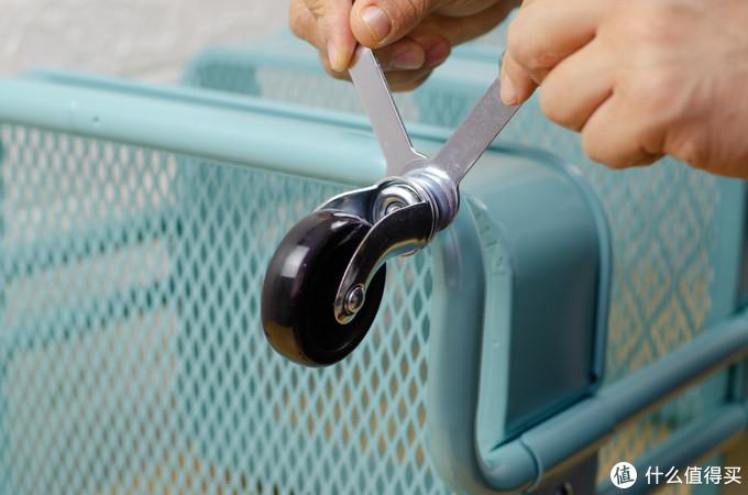 让桌面更清爽,理工男用拉斯克手推车打造移动百宝箱手记!