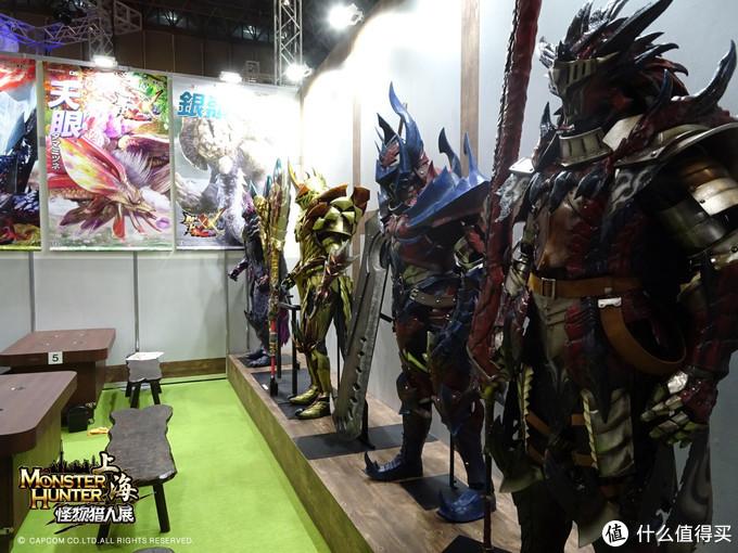 重返游戏:《怪物猎人主题展》将于3月底上海正大广场开展
