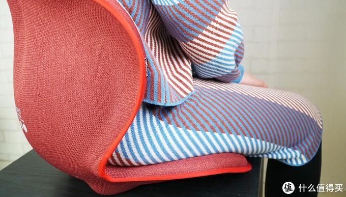 乐班护腰塑形坐垫体验,优美身姿从坐着开始