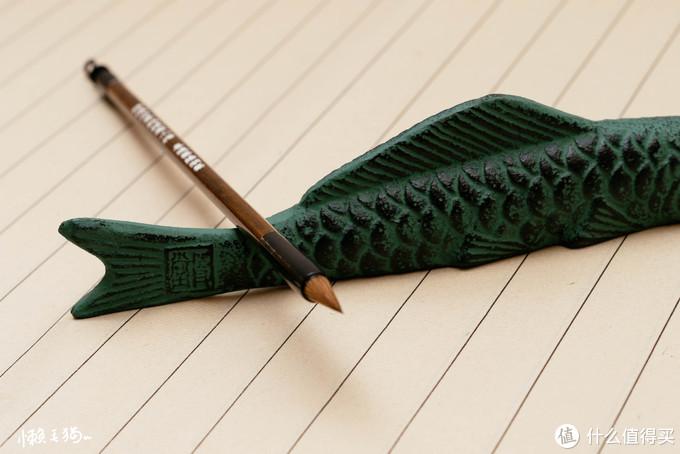 秋毫虽细握非轻,静下来,写下去—书法工具开箱及一些小感慨