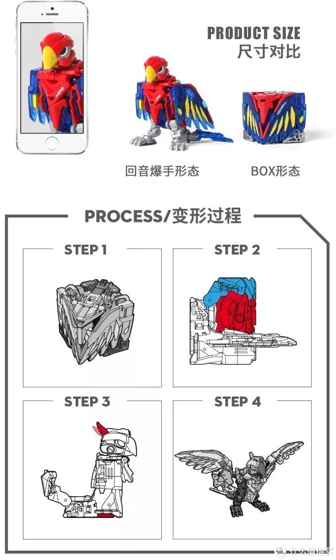 """52toys猛兽匣系列""""回音爆手""""开启预售!"""