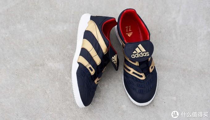 荣耀廿五载:adidas 阿迪达斯 推出 Predator 25周年限量版 足球鞋套装