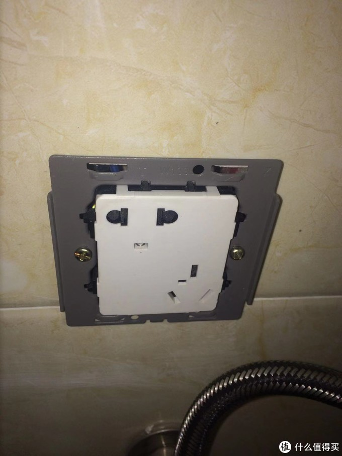 记一次86型开关插座暗(底)盒的修复