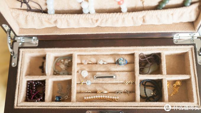 送给媳妇的小礼物:俄罗斯榆木首饰盒初体验