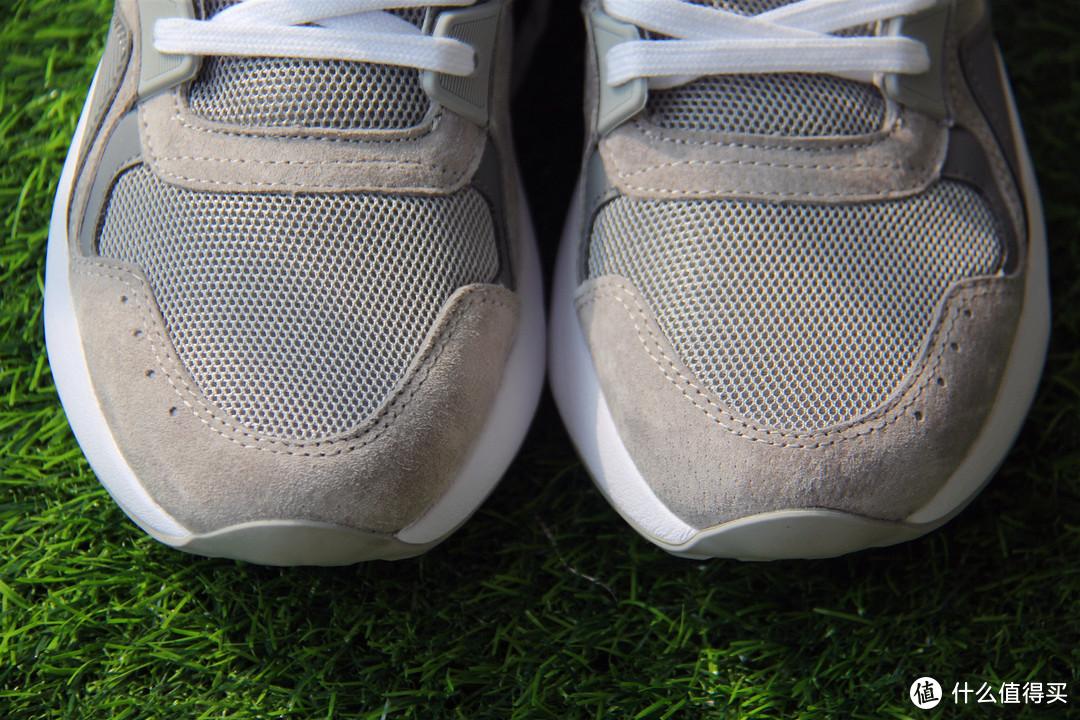 全面评测FREETIE 90复古运动休闲鞋