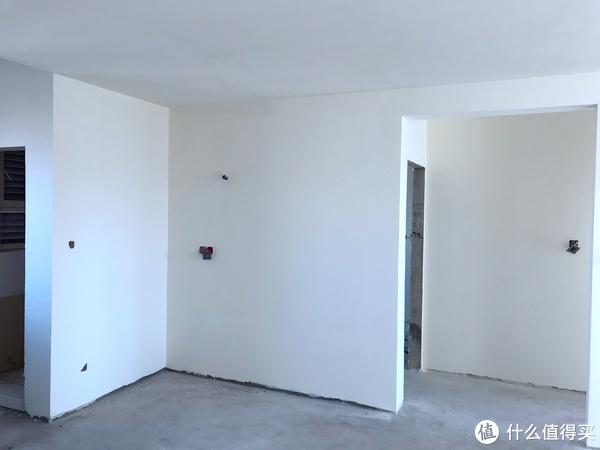 墙面地面处理—刮腻子、乳胶漆、自流平