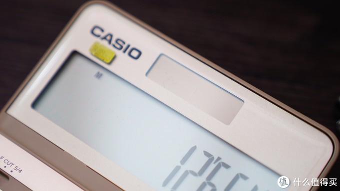 时尚办公仪式感:卡西欧 stylish商务办公计算器