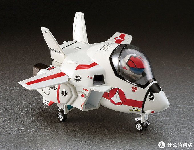 可曾记得爱?长谷川《超时空要塞》VF-1J &林明美 模型公开!