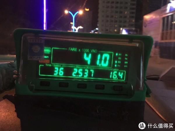绿色出租车计价表