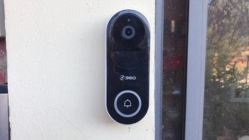 360 D819 智能可视门铃使用总结(安装|绑定|APP|识别|录像)