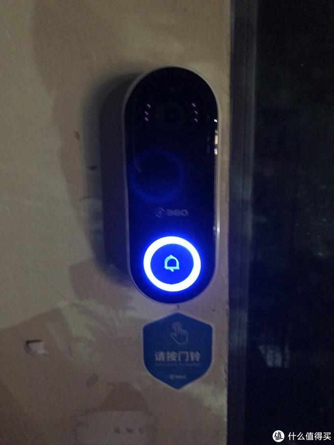 请了一个300块兢兢业业的保安——360智能门铃