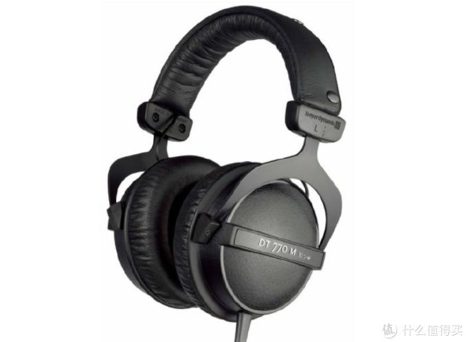 DT770pro是典型的封闭式监听耳机