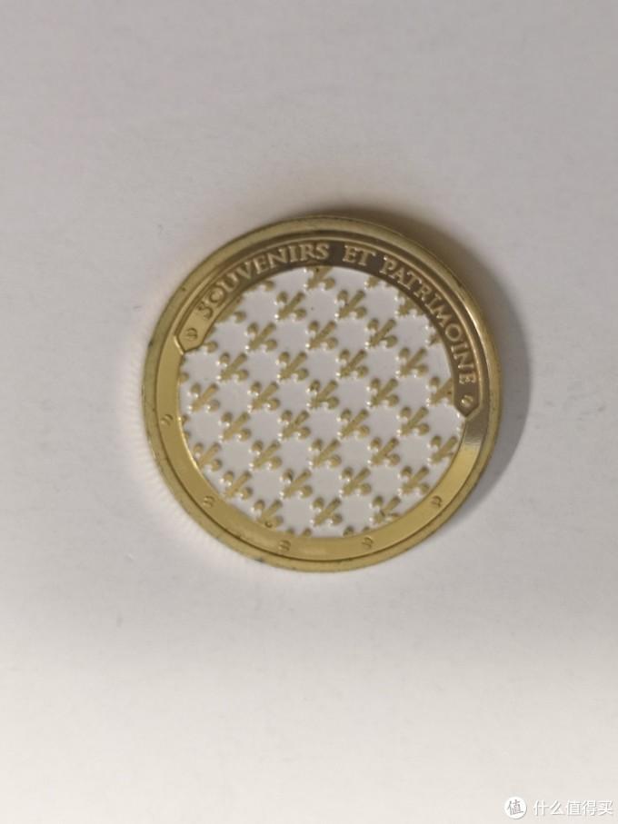 纪念币里领略你意想不到的巴黎——我收藏的那些纪念币(上)