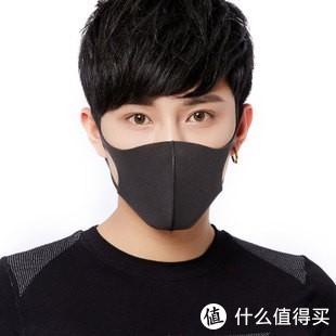 爱豆的口罩适合防狗仔、骂狗仔时防唾沫飞溅,慎作防霾口罩