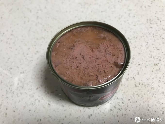 开罐感觉良好,胶质少,清爽不油腻