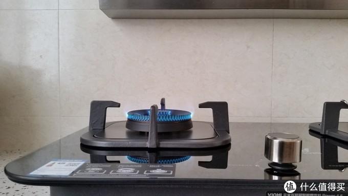 云米 燃气灶 vg501液化气版简单开箱