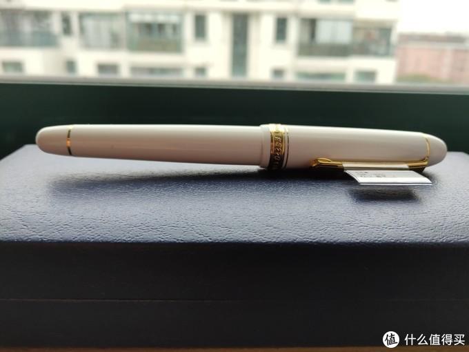 舍农索城堡的白—白金3776新色开箱分享