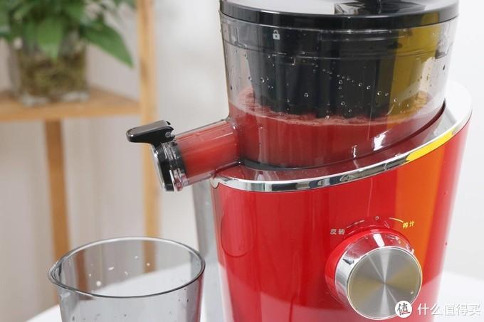 惠人H100s进口原汁机体验测评:果蔬就要榨汁喝才会更营养!