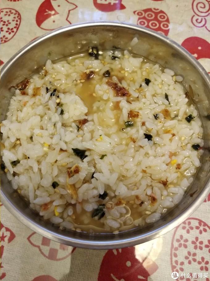 茶泡饭必备主料,日淘大森屋小鱼风味拌饭料首次使用小结