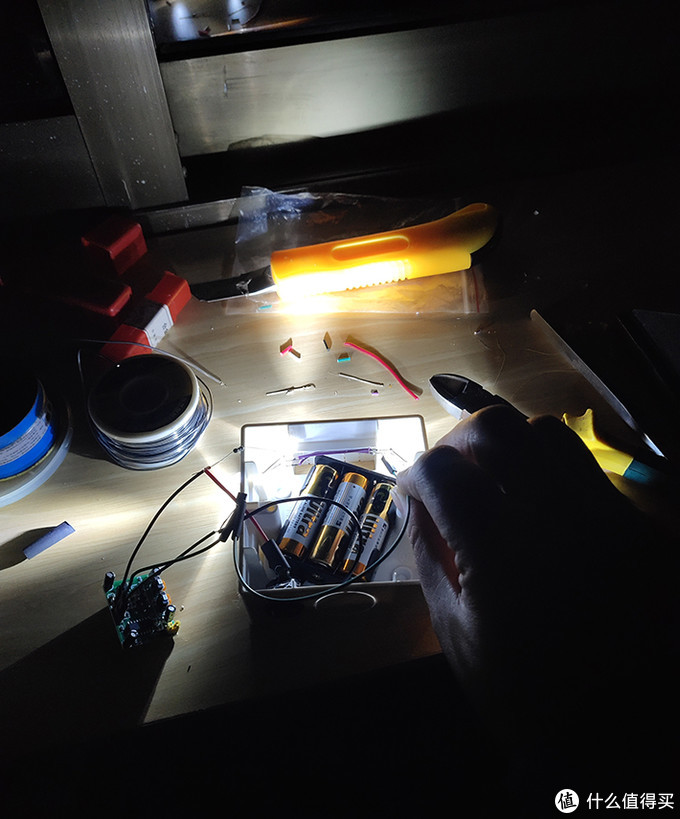 47欧电阻亮度