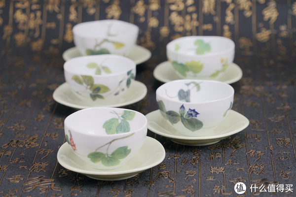 听!💔的声音!Aito 林静一 联名款 春花 美浓烧 茶碗碟十件套