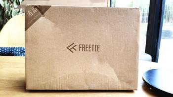 Freetie儿童运动鞋包装设计(颜色|鞋头|鞋面|鞋底)