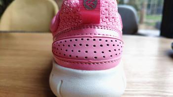 Freetie儿童运动鞋使用感受(包裹性 设计 弹力)