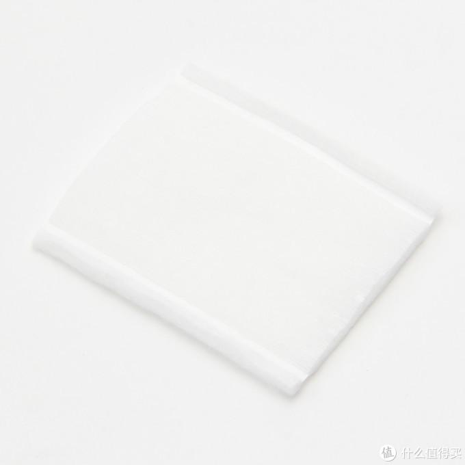 无印良品压边化妆棉片