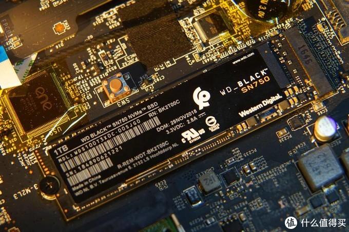 拒绝Loading,让游戏狂飙的WD Black SN750 NVMe SSD