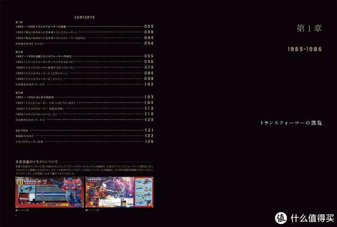 塞伯坦之家:变形金刚原画设定集日版4月8日发售!