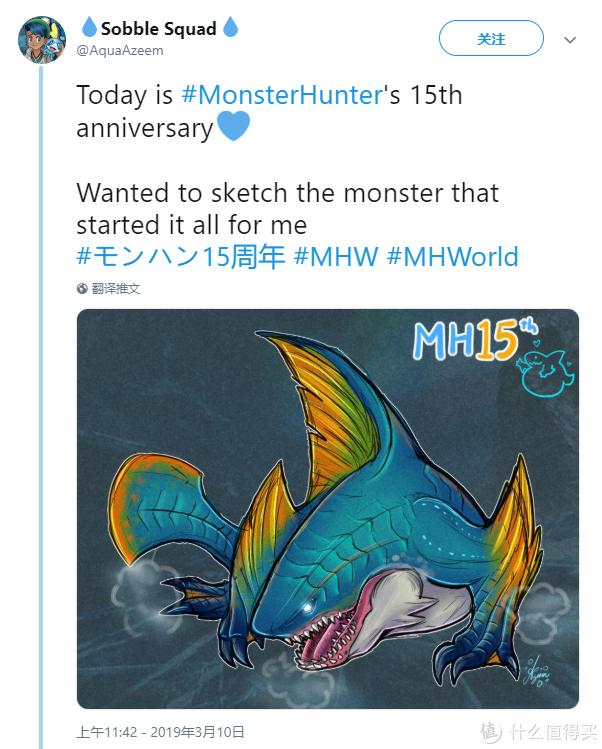 重返游戏:《怪物猎人》系列今天15岁了