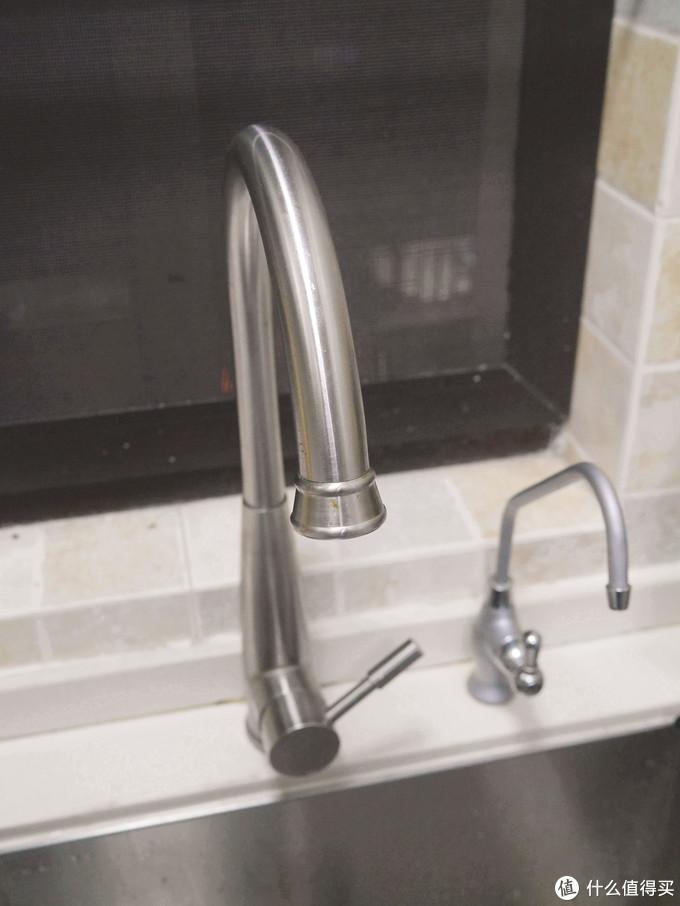 厨房清洗好帮手——潜水艇 水龙头起泡器