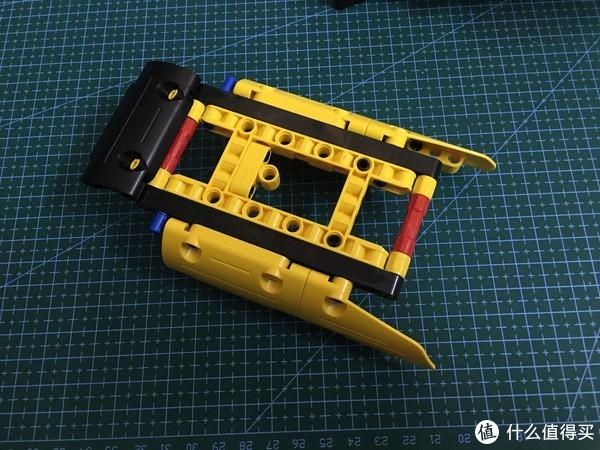 双鹰C51058推土机 58的肉包也可以玩出乐高的意境
