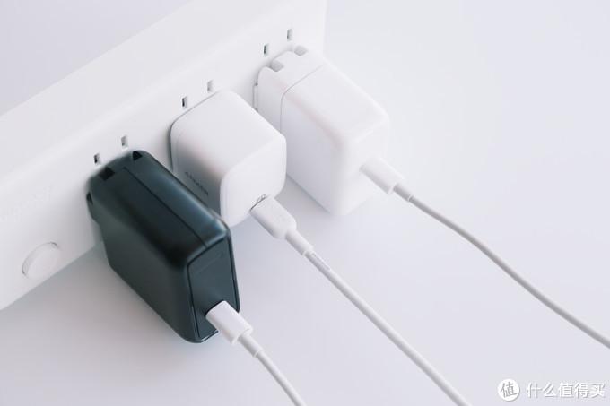 小和快,就是充电器的未来:Anker 30W GaN 氮化镓 PD充电器
