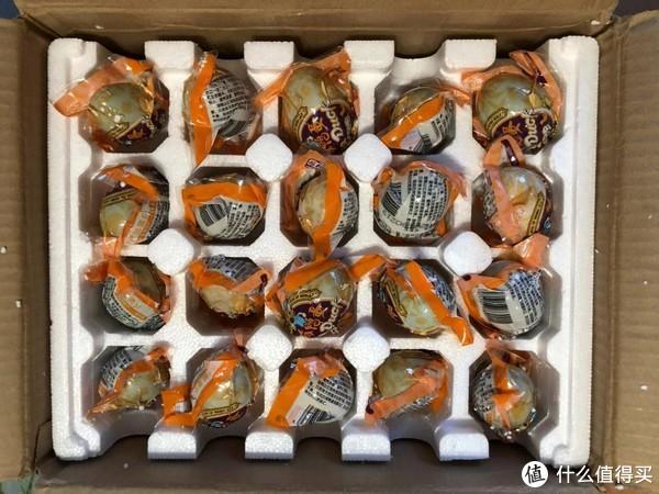 鸭蛋独立包装