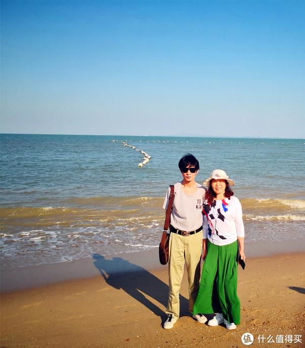 第一天:入住疗愈系酒店,漫步观音山海滩