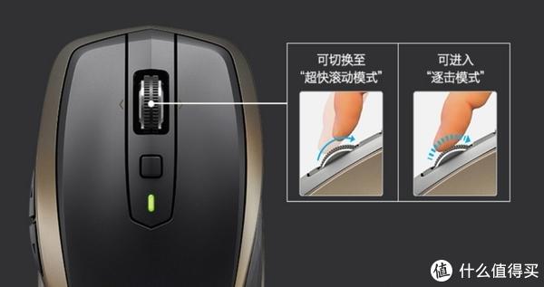 Logitech 罗技  MX Anywhere 2 无线鼠标使用体验分享