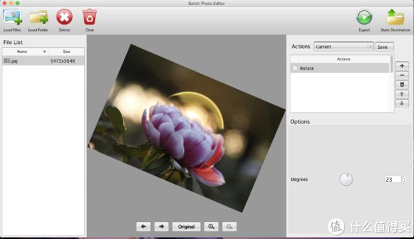 Batch Photo Editor图片批量加水印处理工具,限时免费