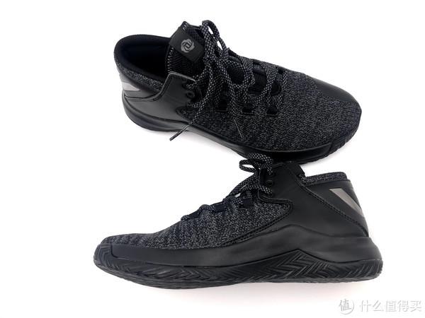 打球通勤两相宜-ADIDAS D ROSE MENACE 2篮球鞋简单晒单