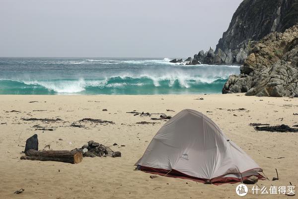 我们的帐篷(在Las Docas,非百内公园内)