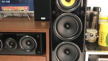 天龙 AVR-X2400H 7.2声道 AV功放使用感受(系统 连接 功率)