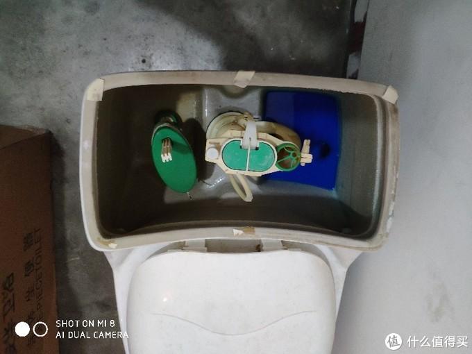 神桶!安华卫浴ab13001超漩式?虹吸马桶撤旧、安装及分享