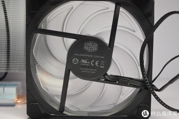 还是入了幻彩的坑 酷冷至尊暴雪T400 ARGB风冷散热器装机展示