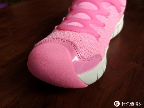 用心呵护孩子的每一步 简评 FREETIE 儿童运动鞋