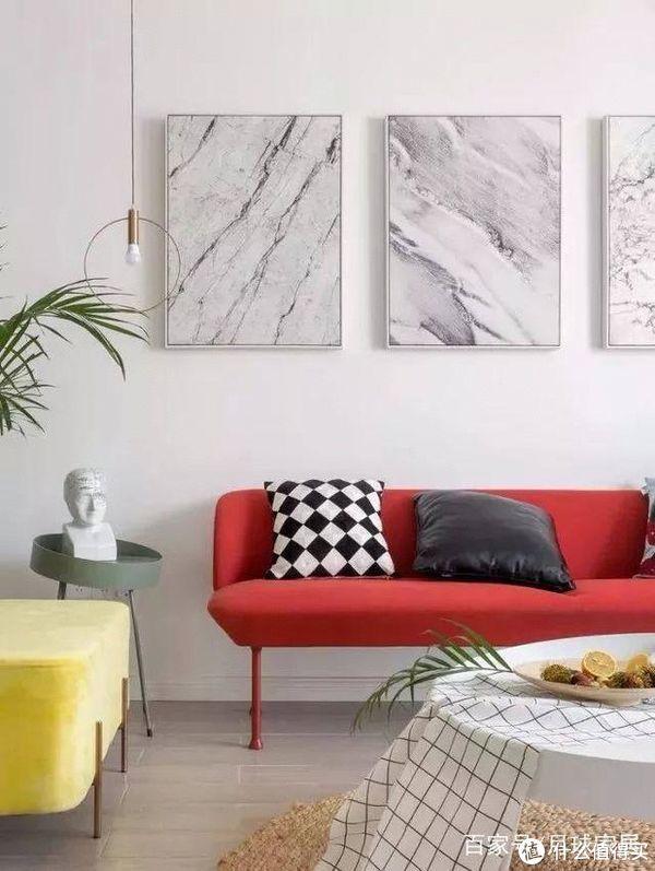 明明是同一幅画,为什么你就挂不出居家博主的网红范?